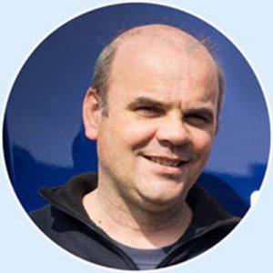 Geschäftsführer Andrè Petat