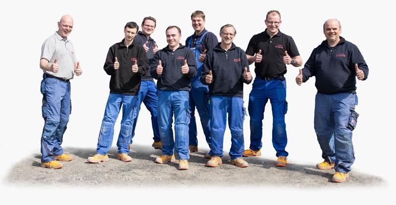 Team - Radio-Elektro-Mense