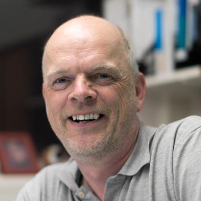 Geschäftsführer Wolfram von Destinon